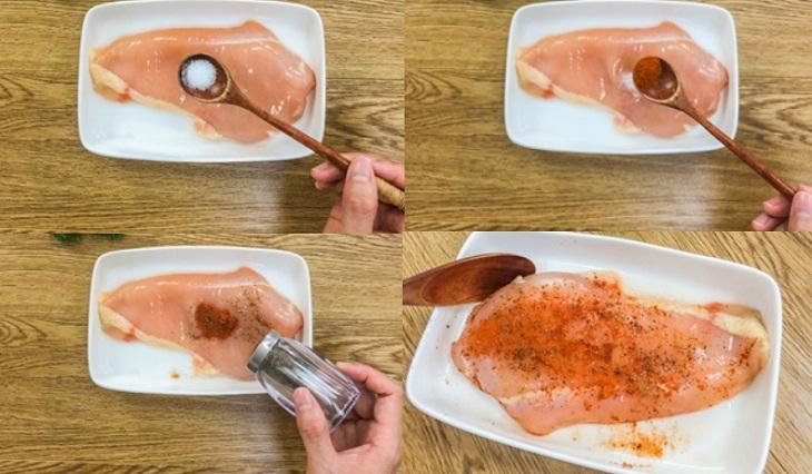 Chuyên gia nói gì về chế độ ăn kiêng với ức gà