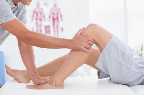 Phục hồi chức năng sau điều trị vỡ xương bánh chè