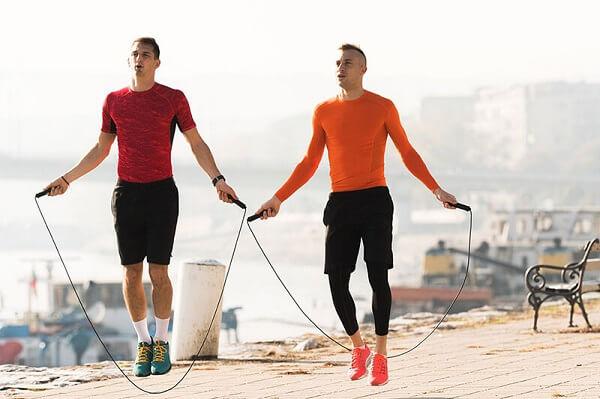 Tác dụng và lợi ích tuyệt vời của nhảy dây với cơ thể
