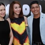 """Chồng Thanh Thúy diễn cảnh """"nóng"""" trước mặt Ngân Khánh"""