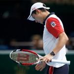 """Djokovic """"trả nợ"""" thành công Nishikori"""