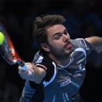 Federer Có Một Trận Đấu Căng Thẳng Với Wawrinka
