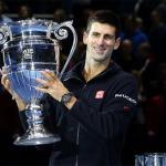 Djokovic chính thức giành vị trí số 1 của năm