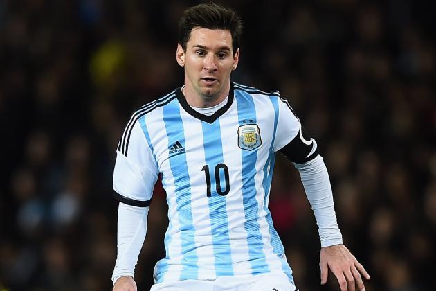 Anh trai Messi chê tuyển Argentina không xứng Messi