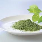 Sử dụng chiết xuất trà xanh giúp dáng thon thả